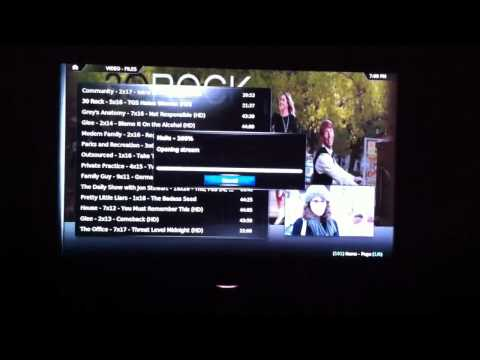 HULU Plug-In via XBMC & AppleTV