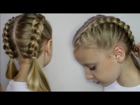How To Dutch Braid For Beginners | Slowed Down Version | LoveFings
