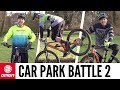 Car Park Trick Battle 2! Brendan Fairclough Vs Olly Wilkins Vs Blake Samson