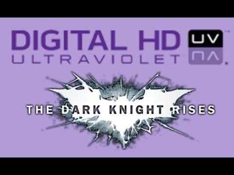 Free Ultraviolet Movie Code - The Dark Knight Rises