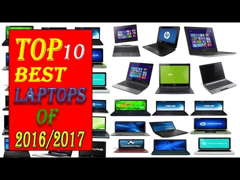 The 10 best laptops of 2017 : The top laptops