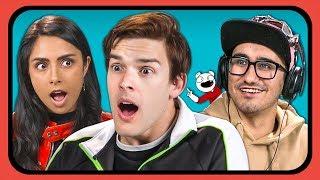 YouTubers React To YouTube Videos With ZERO VIEWS