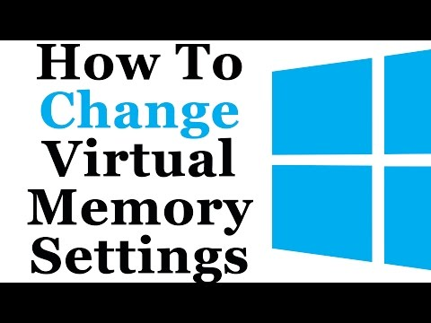 How To Increase Your Windows 8 Virtual Memory