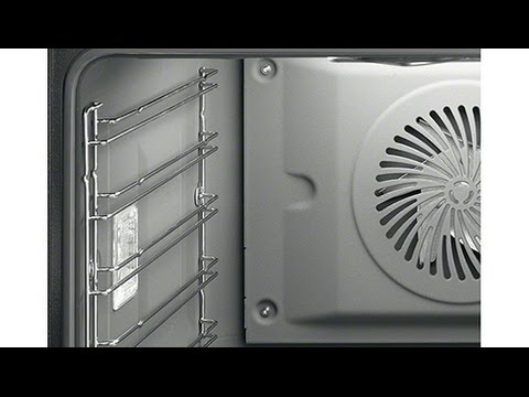 CombiSteam Oven - Easy to Clean
