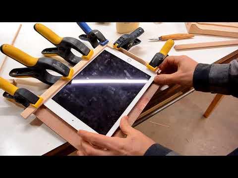 iPad tripod mount