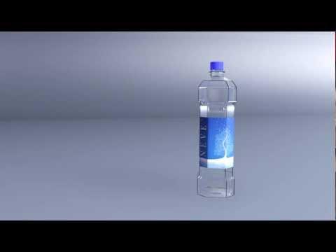 Neve` Oxygenated Drinking Water