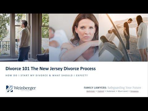Divorce 101: How Do I Start My Divorce in NJ & What Should I Expect?