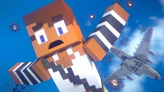 Battle Royale 3: Part 1 (Minecraft Animation)