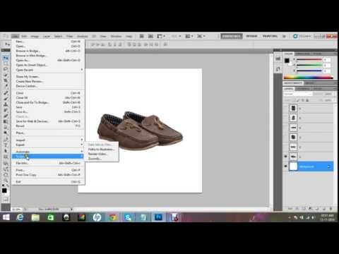 Photoshop Easy way to Export multiple layers in jpg , png , pdf , psd at once.