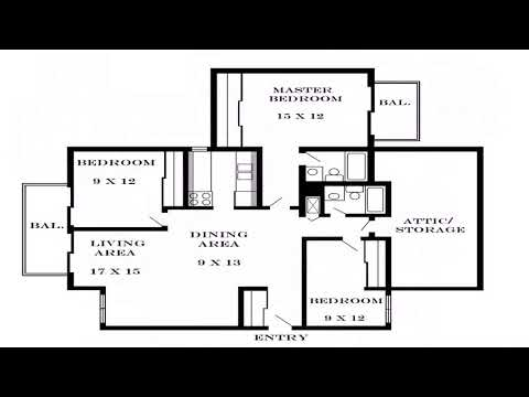 House Plans With Four Master Suites