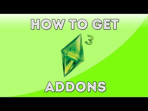 How to Get Addons for The Sims 3™