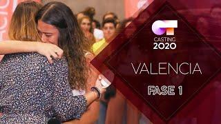 OT CASTING VALENCIA | FASE 1 | OT 2020