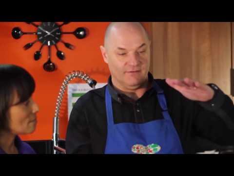 Saladmaster  - Recipes - Bake a cake in 9 min - No oil