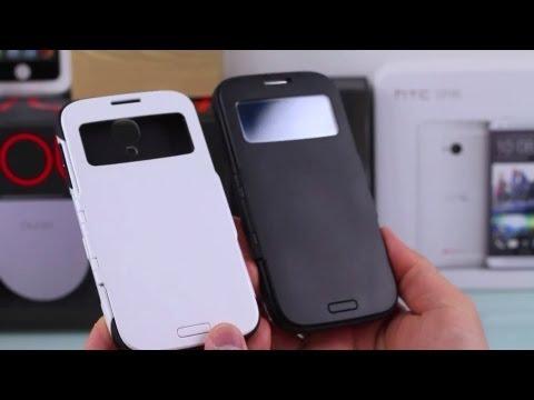 SPIGEN Slim Armor View for Samsung Galaxy S 4 Review
