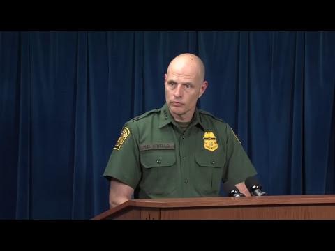 CBP Media Briefing: Border Wall Project