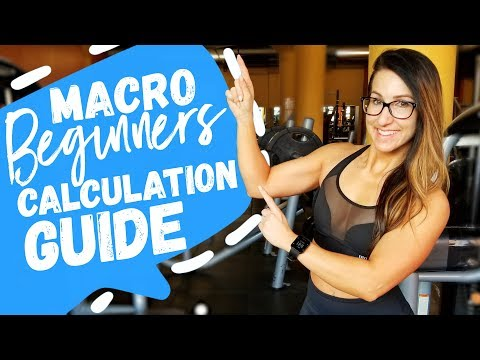 Macro Beginner's Calculation Guide - Dietitian