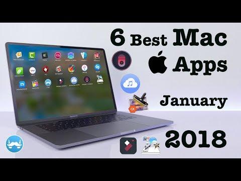 6 Best Mac Apps: January 2018