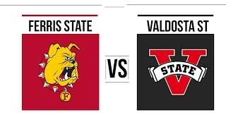 2018 Division 2 Football Championship Ferris State vs Valdosta State Full Game Highlights