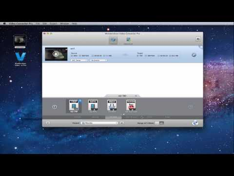 Convert WMV to or From Any Format on Mac