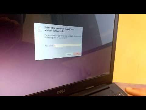 Crear una red entre Windows 7 y Ubuntu 14.04 LTS