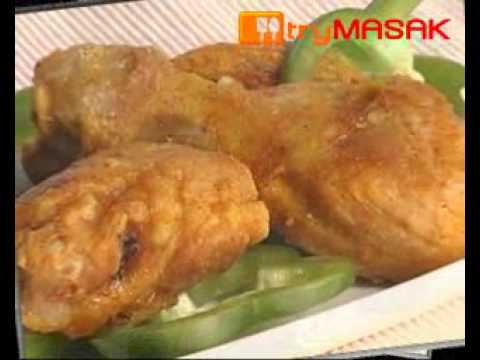 Fried Chicken With Flour