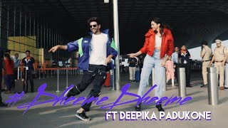 Chintu Tyagi Chronicles- #DheemeDheemeChallenge With DEEPIKA PADUKONE