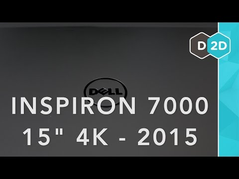 2015 Dell Inspiron 7000 Review - 15