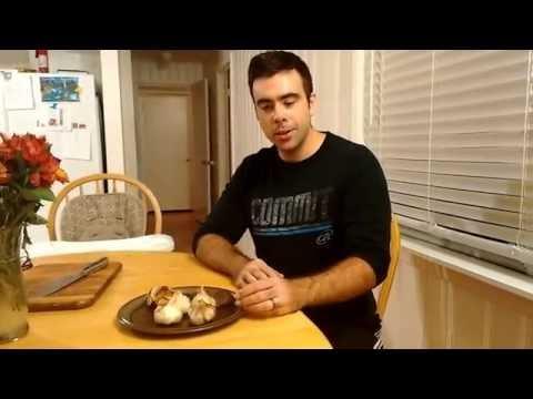 DIY Rice Cooker Black Garlic and Black Elephant Garlic - first attempt