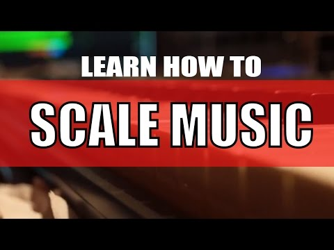 MUSIC PRODUCTION | HOW TO SCALE YOUR MUSIC