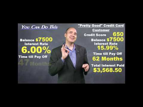 Can I Really Save Money With A Lower Credit Card Interest Rate?