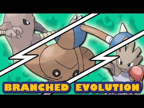 Hitmonlee vs Hitmonchan vs Hitmontop | Pokémon Branched Evolution (Ace Trainer Liam)