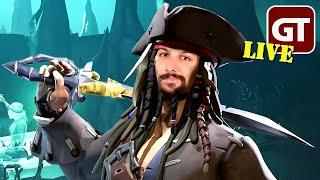 Käpt'n Jack Obermeier und seine tollkühne Crew - Sea of Thieves: A Pirate's Life bei GT LIVE