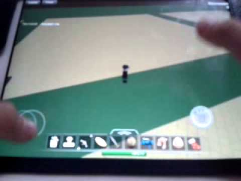 Roblox : how to fly on ipad [glitch]