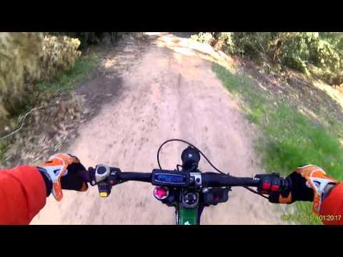 7.5Kw E-bike Motocross