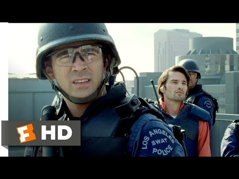 S.W.A.T. (2003) - Sniping the Transport Scene (5/10) | Movieclips