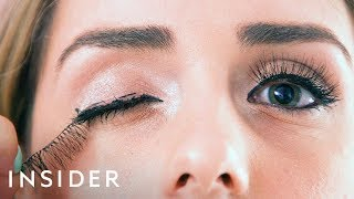 The Best Way To Get Long Lashes | Caroline Tries Everything