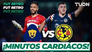 ¡Los últimos 10 minutos del Pumas vs América! | Clausura 2020 | TUDN