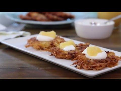 How to Make Mom's Potato Latkes | Main Dish Recipes | Allrecipes.com