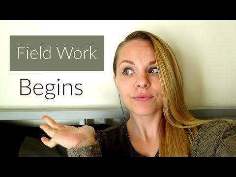 The Field Season Begins - Vlog 14 (2017)