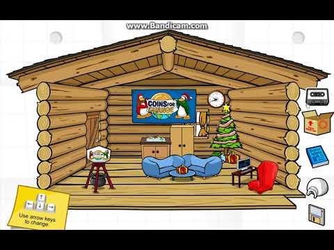 Club Penguin Rewritten Part 49 Merry Christmas! Holiday Igloo - II #5