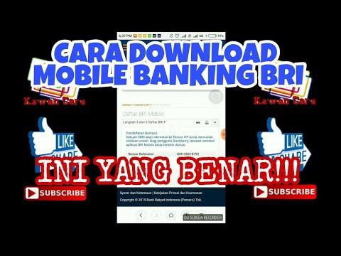 Xxx Mp4 CARA Download Mobile Banking BRI Internet Banking Sms Banking Resmi Yg Benar Bukan Via Playstore 3gp Sex