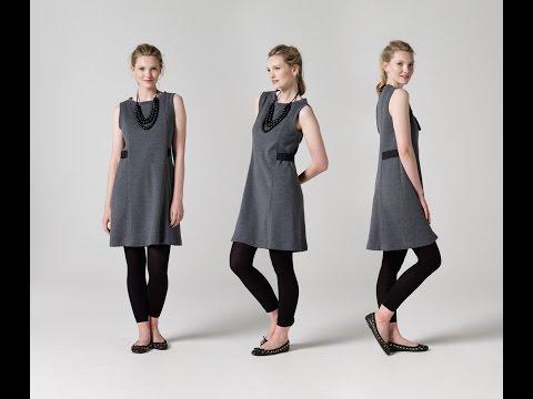 How to Make a Shift Dress | Teach Me Fashion