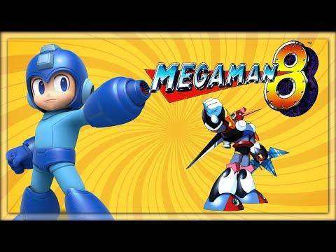 MegaMan 8 - Tengu Man's Stage (Wide Screen 1080p) Xbox 1/PS4