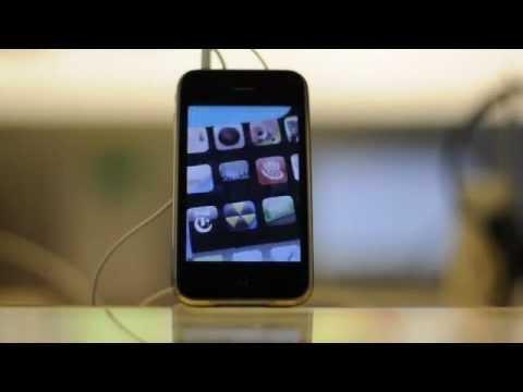 Apple Store iPhone Screensaver