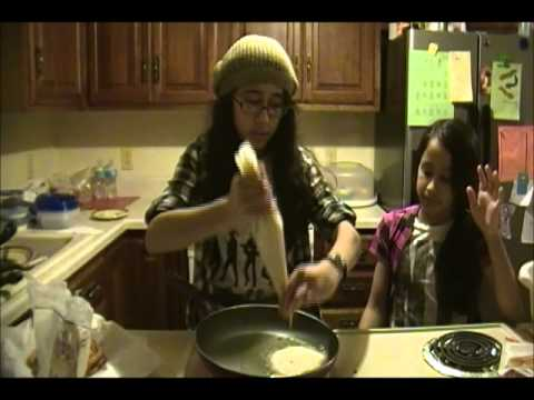 How To Make Funnel Cake With Pancake Mix