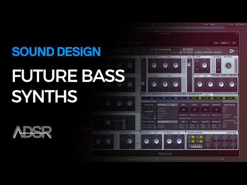 Future Bass Synth in Massive