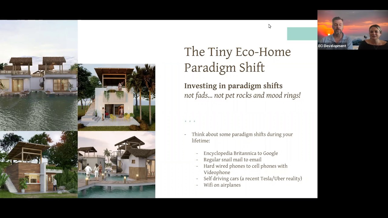 Discover Tropical Tiny Home Ownership in Central America