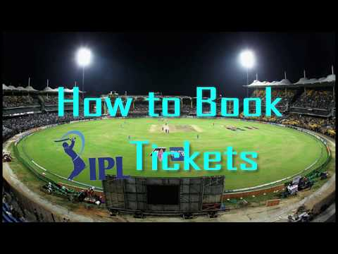 IPL Tickets How to Buy Tickets in 2 minutes Vlog 2018