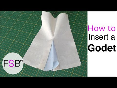 How to Insert a Godet