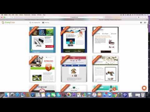 Ebay | Shopify Drag and Drop Mobil Friendly Templates to Increase Your Sales | Video #1